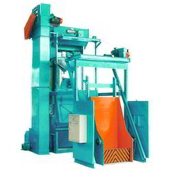 Special Purpose Cubic Feet Shot Blasting Machine