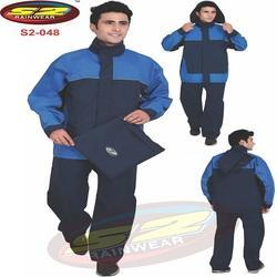 S2-048 Cap Full Body Cover Rain Suit