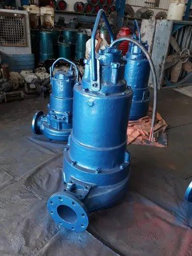 Marine Dredging Slug Pump