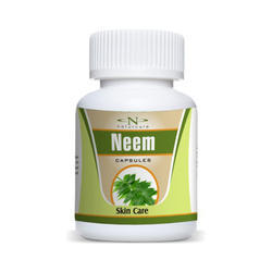 Neem Capsules, Non prescription, Packaging Type: Bottle