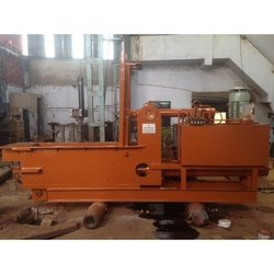 Mild Steel Double Action Scrap Baling Machine
