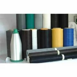 Sunbow Vinyl Coated Fiberglass Yarn, For Textile Industry, Packaging Type: Roll