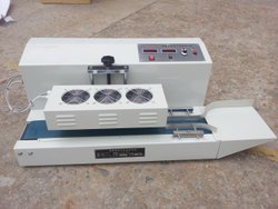 On Line Table Top Induction Cap Sealing Machine