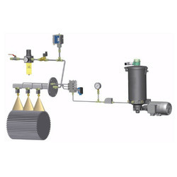 Grease Spray Lubrication Systems