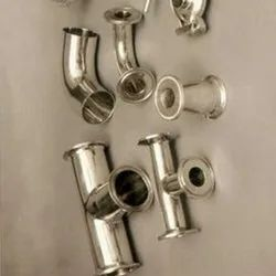 Stainless Steel 316L Diary Fittings