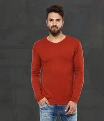 Rust Flatknit MSK-4167-E T-Shirt