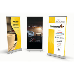 Promotional Stand and Standee