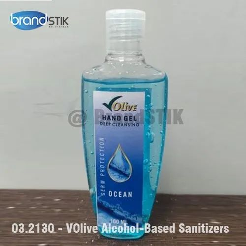 VOlive Alcohol-Based Sanitizers FDA Approved 100 ML