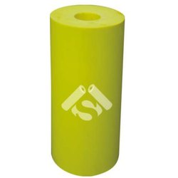 Rich Yellow Special Silicone Rubber Rollers