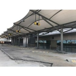 Airport Tensile Membrane Structure