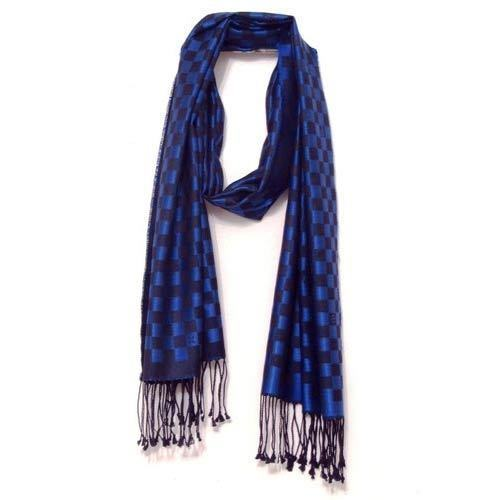 best website 60f8b 98aa7 Ladies Blue Woolen Stole