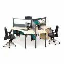 120 Degree Workstation Furniture