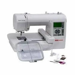 Electric Automatic Memory Craft 200e Usha Janome Computerized Embroidery Sewing Machine 220 240 V Rs 70000 Piece Id 22379355891