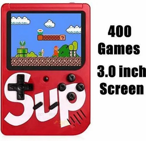 SUP 400 in 1 Games Retro Game Box