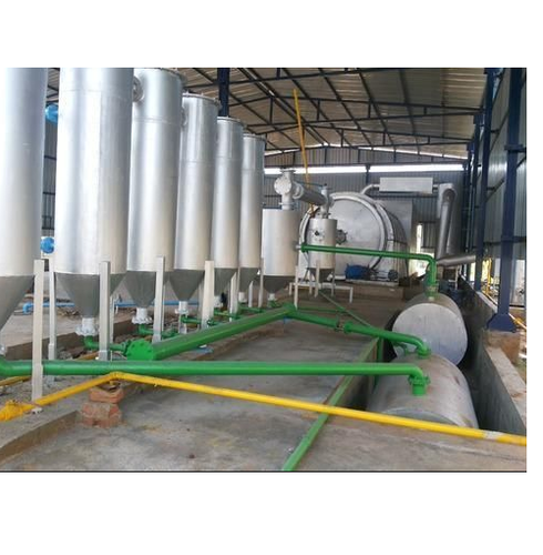 Pyrolysis Plant - Waste Cloth Pyrolysis Plant Exporter from