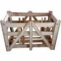 Teak Wooden Crate