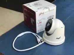 Godrej Dome Camera, Vision Type: Day & Night, Camera Range: 15 to 20 m