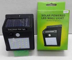Solar 20 LED Light For Garden Wall