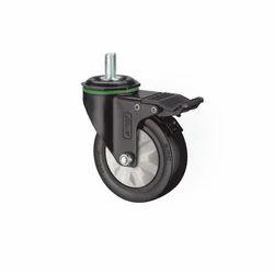 IV-2A-BA1-02E-75-214 Threaded Caster Wheel