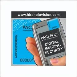 PackPlus Mobile Camera Labels