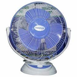 Toofan Plastic Electric Table Fan