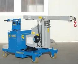 GB 500 TR Plastic Injection Moulding Cranes