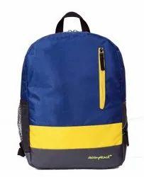 Black polyester Kelvin Planck Corporate Laptop Bag, Capacity: 18-20