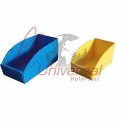 PP Corrugated Bin Box