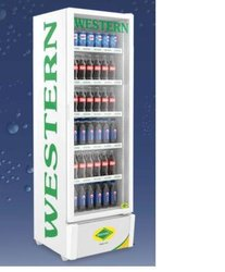 SRC500 Single Door Visi Cooler