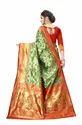 Ekta Jacquard Silk Saree