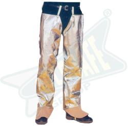 Aluminized Legging Spats