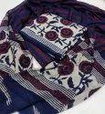 Cotton Unstitched Fashionable Salwar Suit