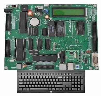 Microcontroller Lab - 8051 Core Based Microcontroller(8 Bit