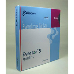 Evertor Tablet Everolimus