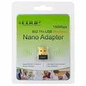 EDUP Mini Wireless Wi-Fi Nano USB Adapter Dongle WiFi Dongle