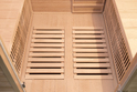 SI PRO 400k2 Infrared Sauna Bath 4 Person Model