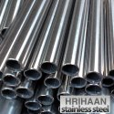 Brushed Hrihaan Stainless Steel Tube