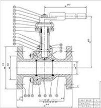 Mechanical Drawing 2D Drafting Services in Ahmedabad