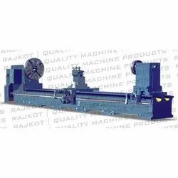 Roll Grooving Lathe Machine