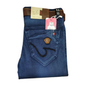 Casual Wear Mens Fancy Jeans, Waist Size: 28 And 34