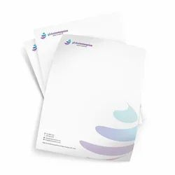 Text Printing Letterhead Printing, in Ncr