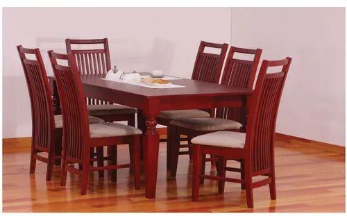Damro Nevada 7 Piece Dining Table Set