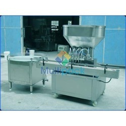 Mango Pulp Filling Machine