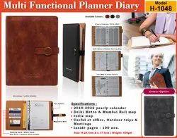 Lock Diary Office Diary Premium Corporate Notebook, Undated