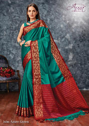 Aura Cotton Sarees - ISHU 9