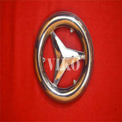 Stainless Steel Star Ring Gate