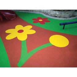 Play Safe Rubber Flooring