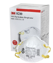 3M 8210 Particulate Respirator Face Mask