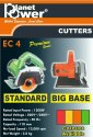 Planet Power Ec4 Tile Marble Electric Cutter Premium Series 110 Mm 12000 Rpm