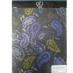 Fancy Polyester Jacquard Fabric